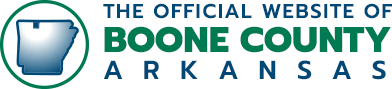 Boone County AR Government Offices Logo